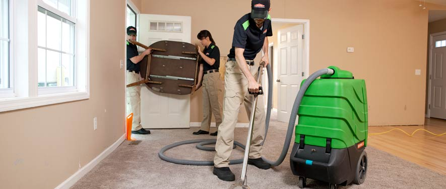 Jacksonville, NC residential restoration cleaning